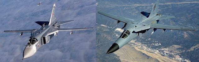 su-24 vs f-111