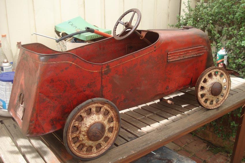 pedal cars planes antique vintage retro autos post. Black Bedroom Furniture Sets. Home Design Ideas