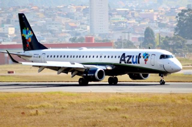 Vitória da Conquista vai ganhar mais sete voos semanais da Azul