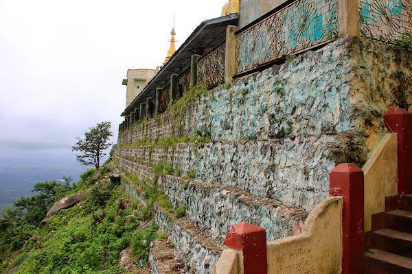 Laderas del Monte Popa