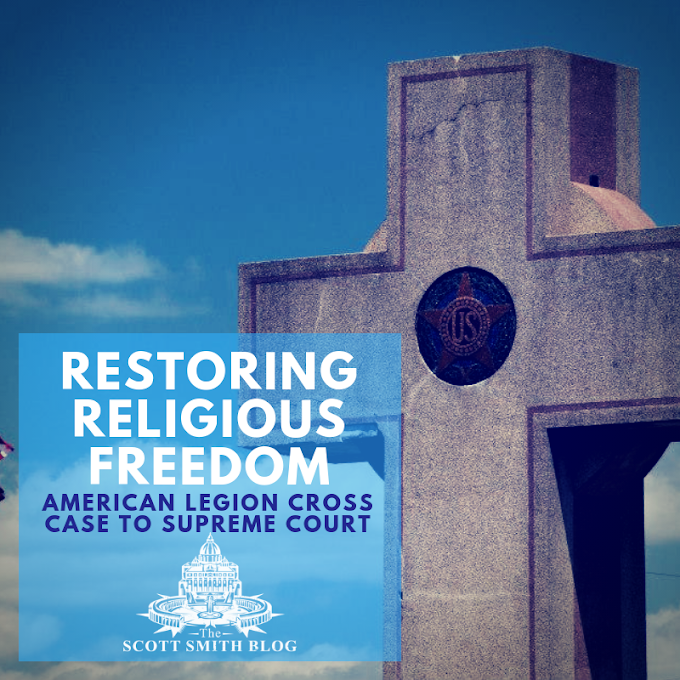 Freedom of Religion & the Establishment Clause: The American Legion Cross Supreme Court Case