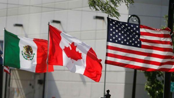 México, Canadá y EE.UU. buscan impulsar el acuerdo T-MEC