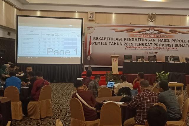 Tak Satu Pun Caleg PDIP dari Provinsi Sumatera Barat Lolos ke Senayan