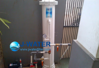 filter air waru sidoarjo