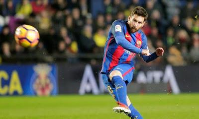 Coup-franc de Messi, Barça 3 - 1 Bilbao