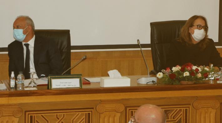 مجلس جهة طنجة يلغي اعتمادات بقيمة 155 مليون درهم