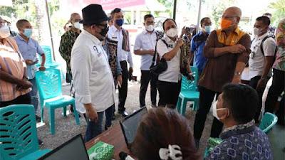 Ketua DPD RI Sambut Positif Pembangunan 100 Rumah Instan Sederhana Sehat di Belu NTT