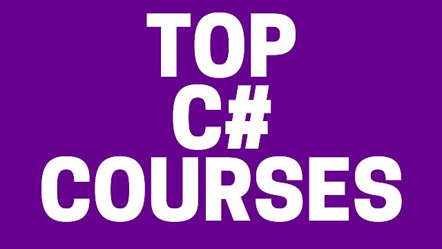 TOP C# COURSES