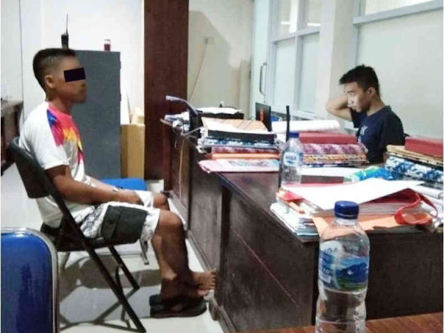 Norman Sitindaon Seriusi Judi, Polres MBD Berhasil Tangkap Bandar Togel Online
