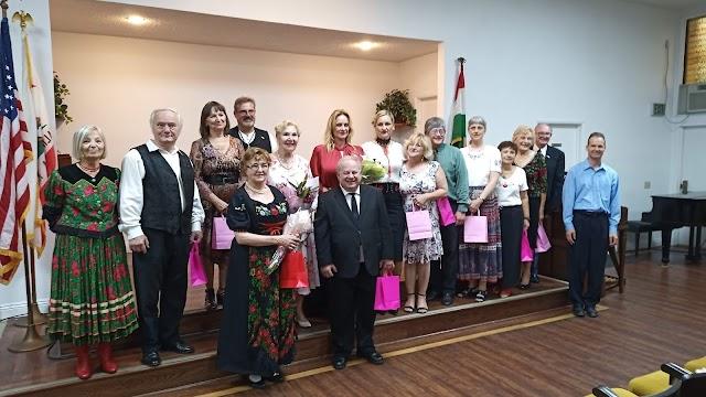 Jótékonysági koncert a Los Angeles-i Első Magyar Református Egyháznál