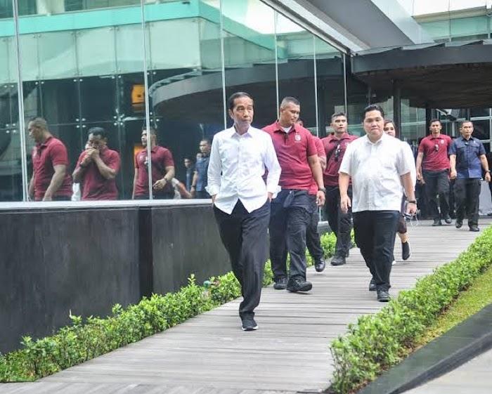 Digembosi Orang Dalam, Ada Menteri yang Ingin Ambil Alih Kekuasaan dari Jokowi