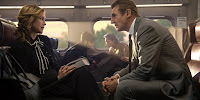 Liam Neeson and Vera Farmiga in The Commuter (7)