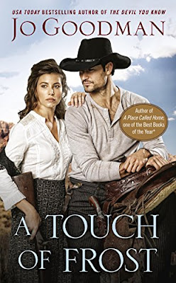 Book Review: A Touch of Frost, by Jo Goodman, 5 stars