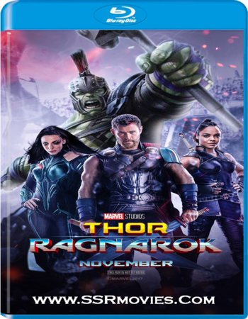 Thor Ragnarok (2017) Dual Audio BluRay 480p