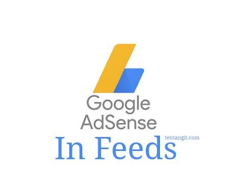 Googel Ads Menambah Iklan Infeed Adsense