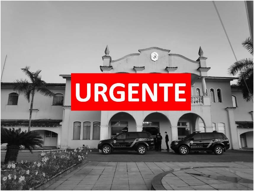 Fraude dos respiradores: PF faz operação na sede do Governo do Pará e outros estados