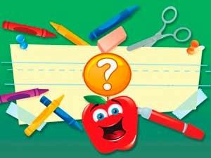 Adivinanzas de útiles escolares