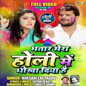 Free Download Bhatar Mera Holi Mein Dhokha Diya Hai (Khesari Lal Yadav) Dj Song download