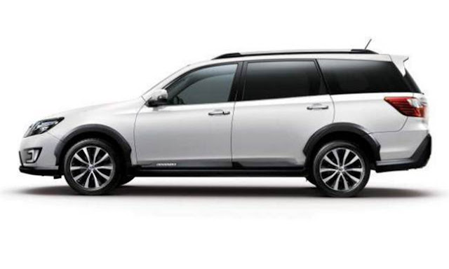 2017 Subaru Exiga Review