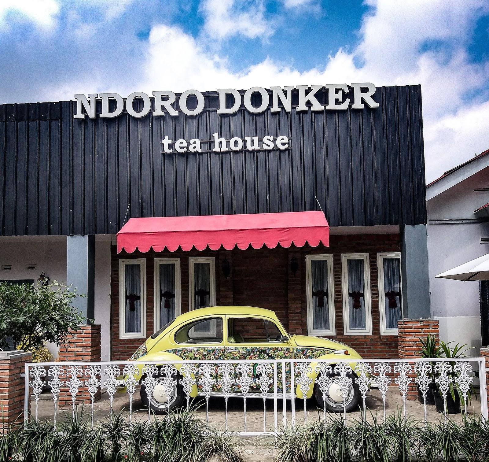 Ndoro Donker Tea House