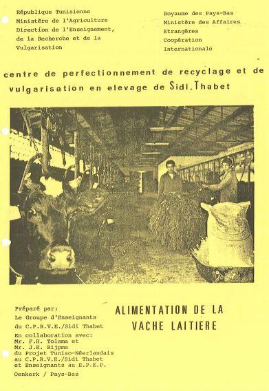 Alimentation de vache laitière  - WWW.VETBOOKSTORE.COM