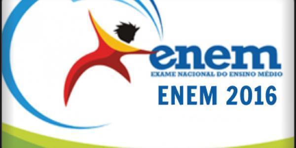 Resultado de imagem para Educação: Saiba qual local você vai fazer a prova do Enenm