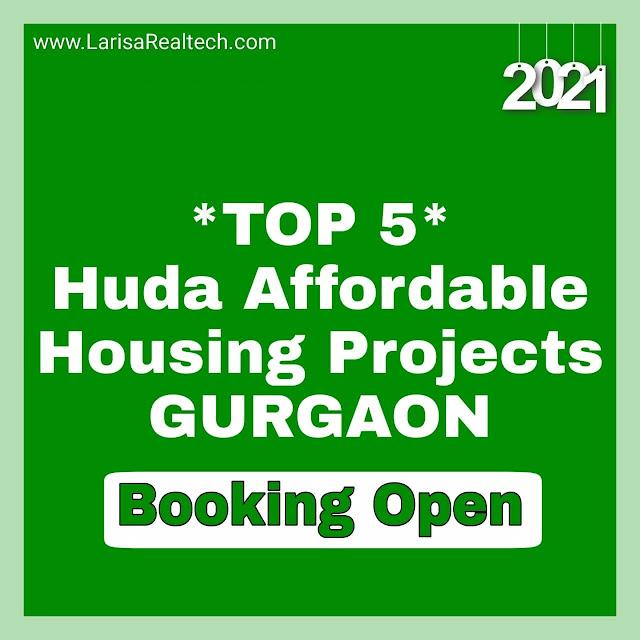 huda affordable housing gurgaon booking open