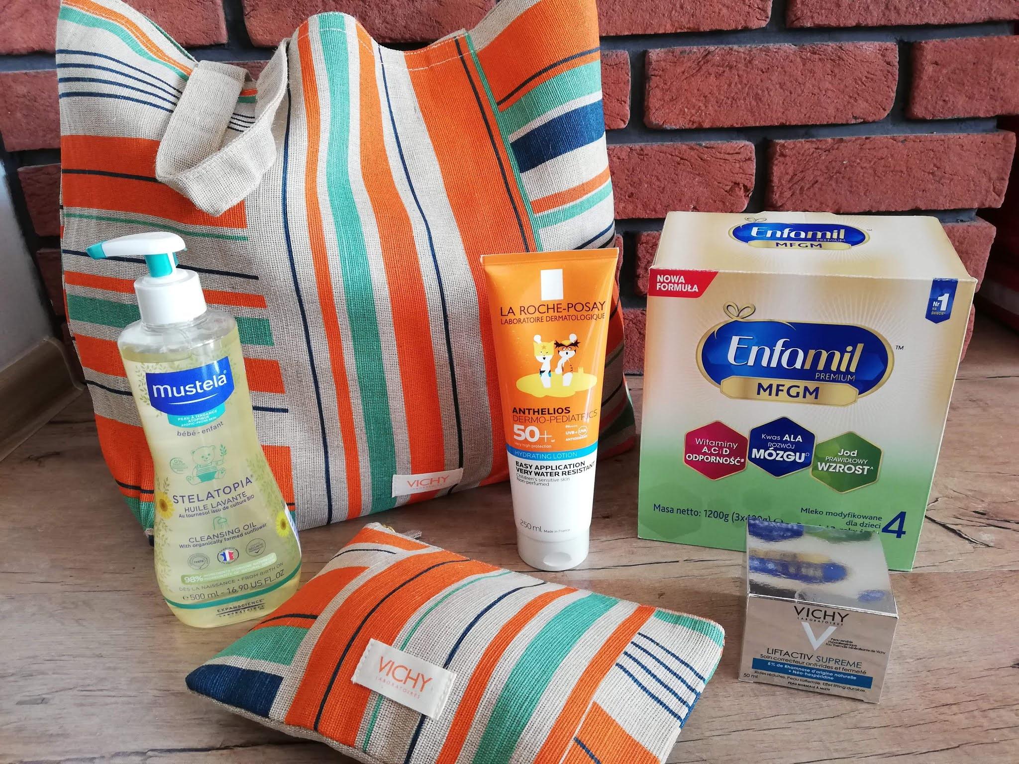 Kosmetyki dla dziecka i mamy - Olmed