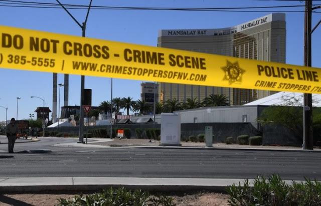 Joven marín protegió a chica desconocida en Las Vegas