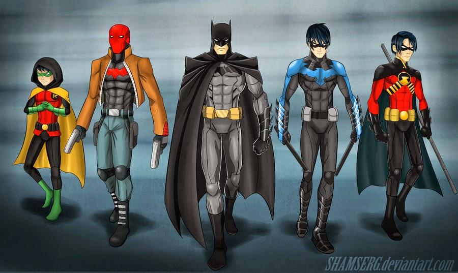 Kumpulan Gambar Batman  Gambar Lucu Terbaru Cartoon