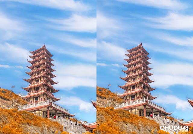 Sự tích chùa đại tuệ, Su tich chua dai tue, Chùa đại tuệ