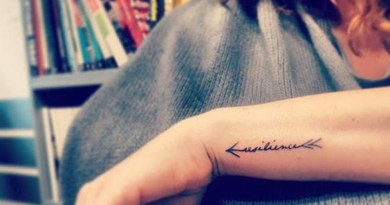 Resilienza significato del Tatuaggio , Notizie di Finanza ed investimenti