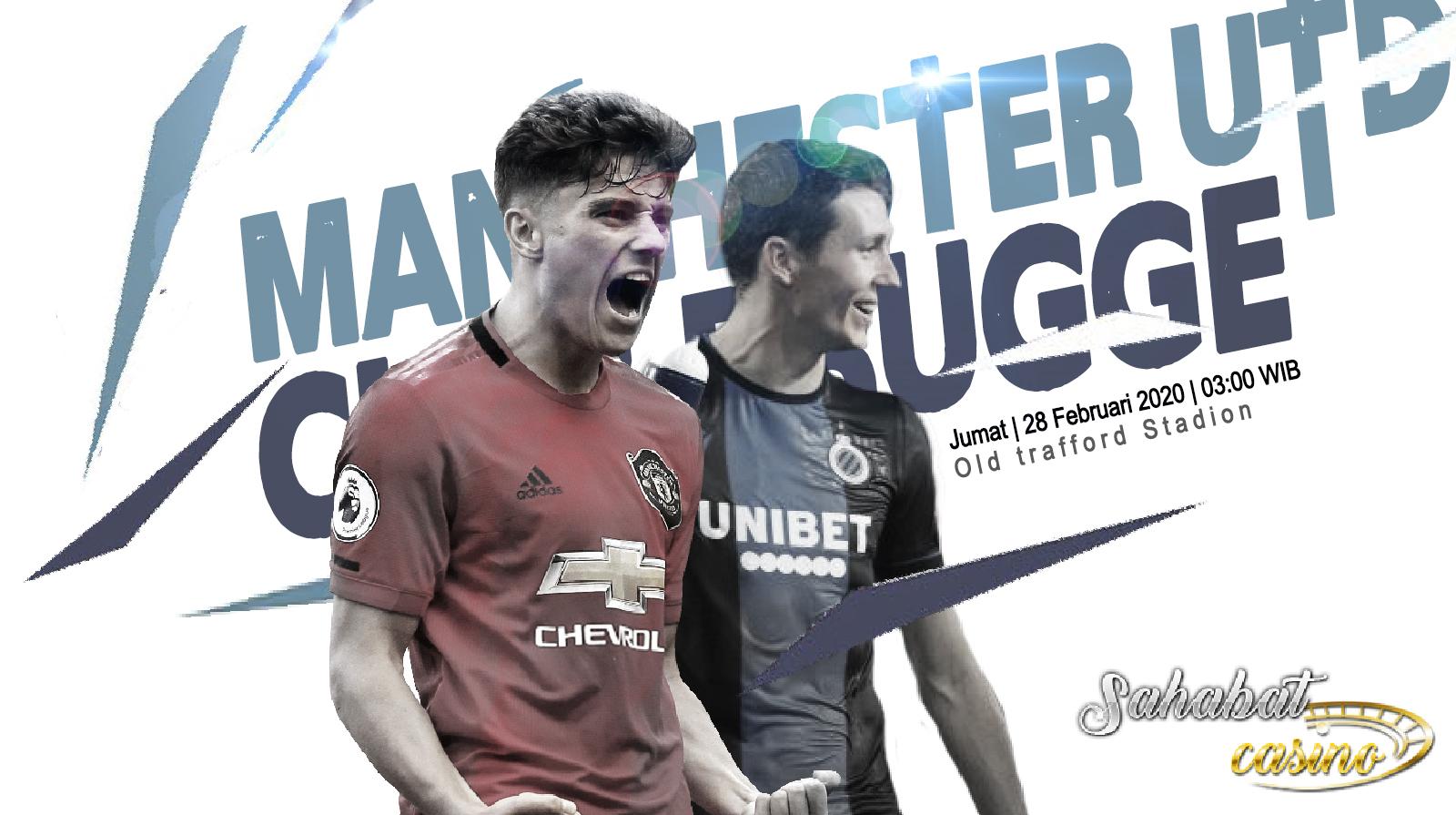 PREDIKSI BOLA SAHABAT CASINO Prediksi Manchester United Vs