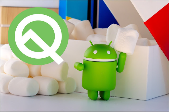what is android q