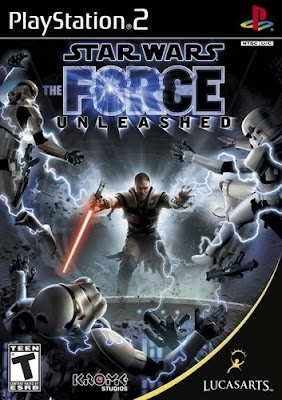 Star Wars: The Force Unleashed (PS2) 2008