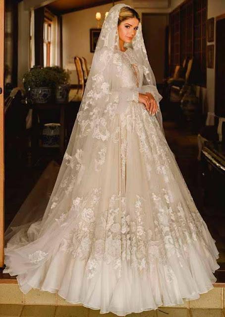 Thassia Naves casamento