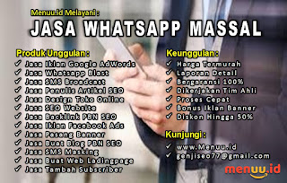 Jasa Whatsapp Massal