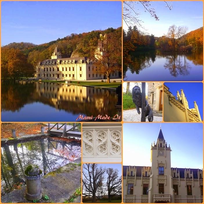Hernstein castle