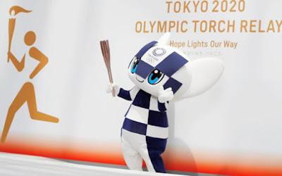 Mascote da Tokyo 2020