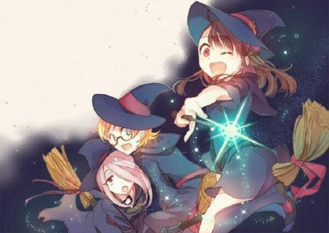 Little Witch Academia Movie – Berpusat pada seorang gadis bernama Akko yang semasa kecilnya pernah melihat sebuah pertunjukan sihir yang dilakukan oleh Shiny Chariot.