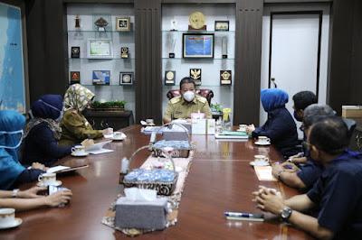 Gubernur Arinal Ajak BPOM Bersinergi Kendalikan Obat dan Makanan Berbahaya