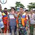 Babinsa Koramil beserta Tim Sar dan gabungan menemukan nelayan dengan kondisi yg selamat setelah hing kontak