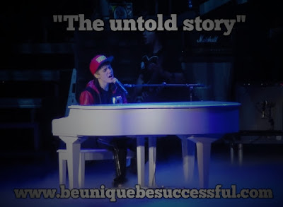 """The unheard"" untold story of  ""Justin Bieber"""