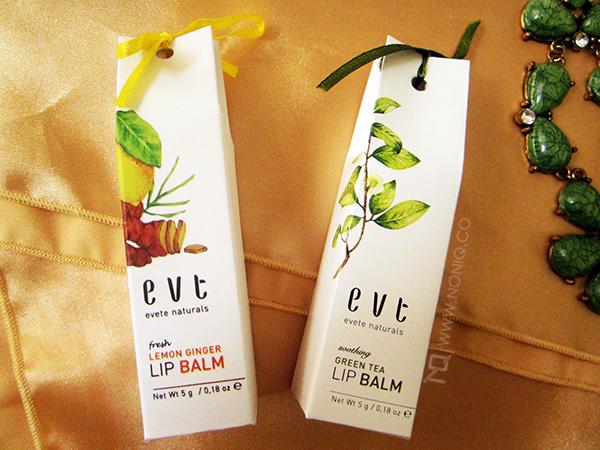 EVT Evete Naturals Lip Balm