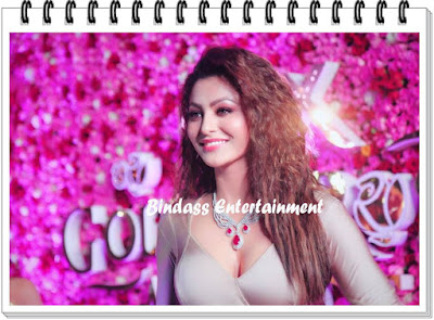 uravashi-rautela-in-lux-golden-rose-awards-1