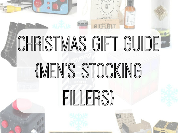 Christmas Gift Guide - Men's Stocking Fillers