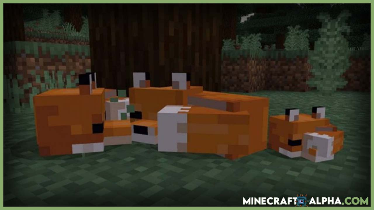 How To Tame A Fox In Minecraft (How to Make Foxes Friendly)