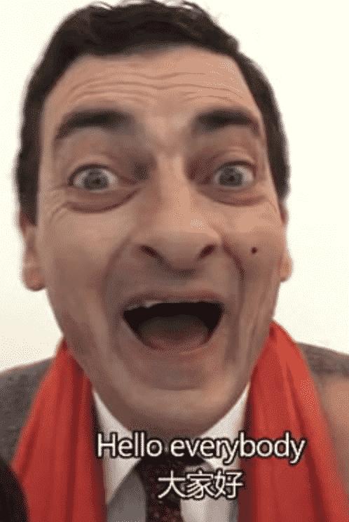 Mr Bean Impersonator, coronavirus