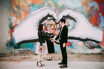 Renouvellement de voeux de mariage