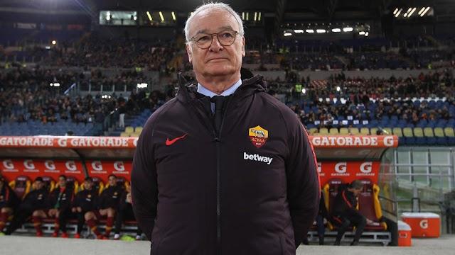 Cluadio Ranieri Have Been Appointed As  New Head Coach Of Sampdoria